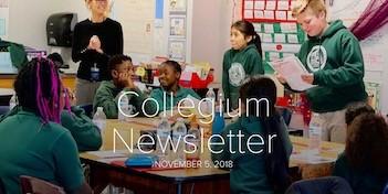November 5 Newsletter
