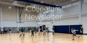 May 27 Newsletter