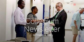 September 16 Newsletter