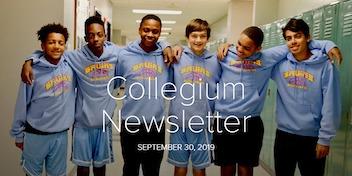 September 30 Newsletter