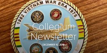 December 10 Newsletter
