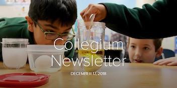 December 17 Newsletter