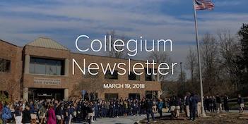 March 19 Newsletter