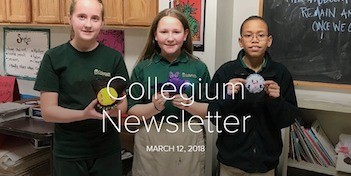 March 12 Newsletter