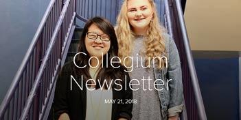 May 21 Newsletter