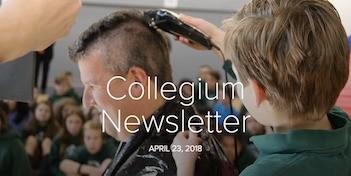 april 23 Newsletter