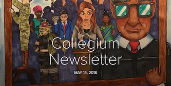May 14 Newsletter