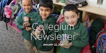 January 22 Newsletter
