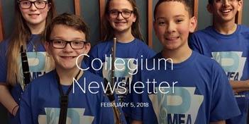 February 05 Newsletter