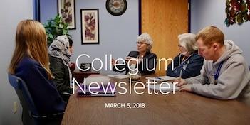 March 5 Newsletter