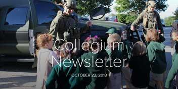 October 22 Newsletter