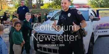 October 07 Newsletter