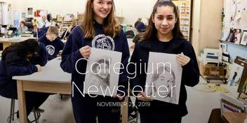 November 25 Newsletter