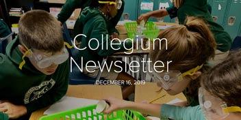 December 16 Newsletter