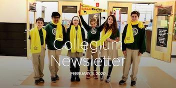 February 03 Newsletter
