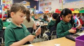 CCS Typical Kindergarten Day