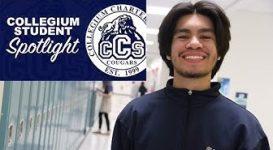 Collegium Student Spotlight: Manny