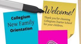 CCS New Family Orientation (2019-2020)